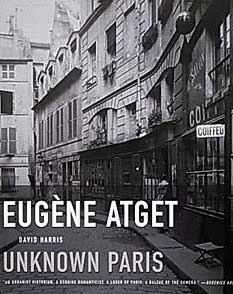 Eugene Atget Unknown Paris