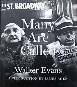 Many Are Called Walker Evans